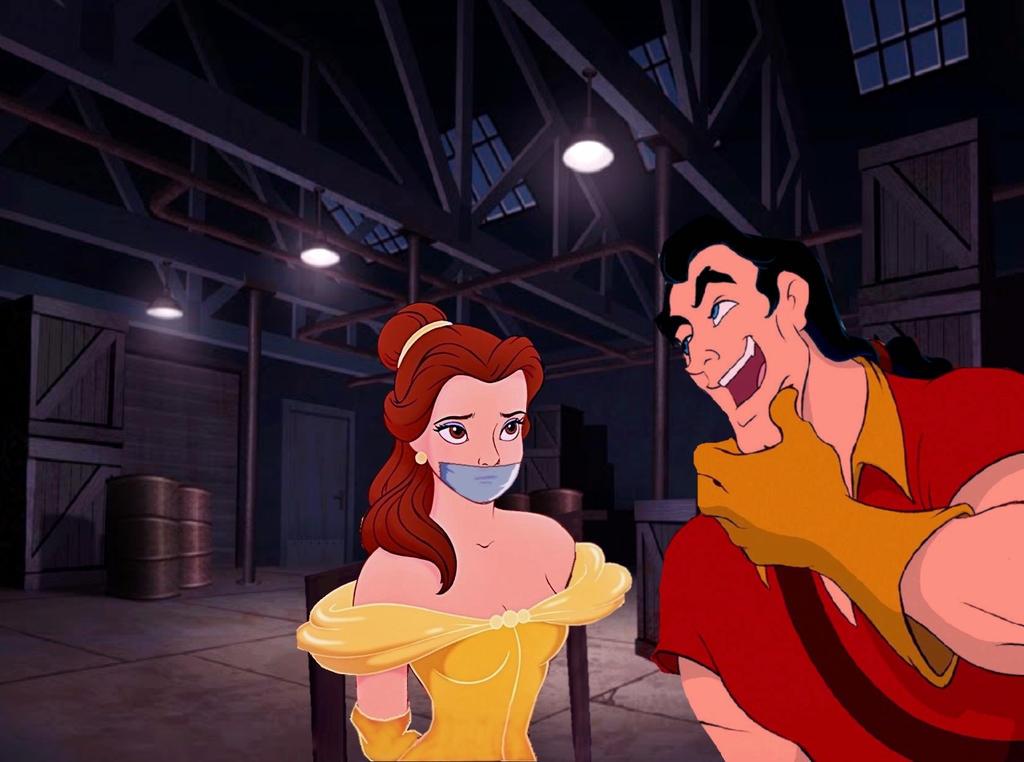 Fnaf Kidnapped Princess Deviantart: Princess Belle Captured 2 By Jokerht On DeviantArt