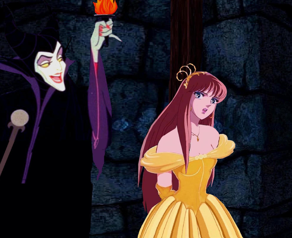 Fnaf Kidnapped Princess Deviantart: Saori (princess Belle) Captured 2 By Jokerht On DeviantArt