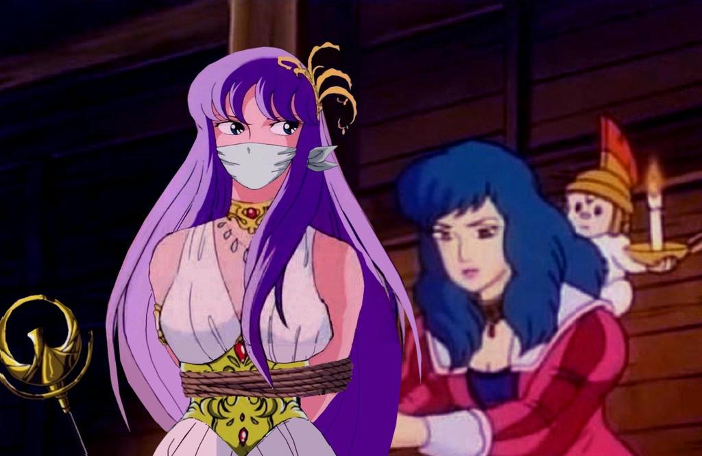 Fnaf Kidnapped Princess Deviantart: Saori Kidnapped 49 By Jokerht On DeviantArt