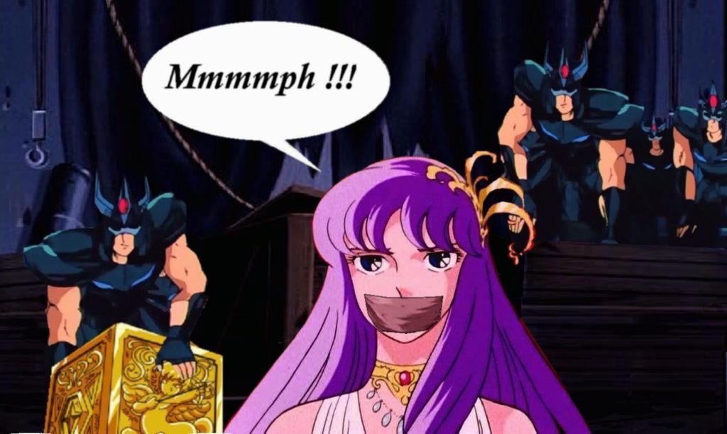 Fnaf Kidnapped Princess Deviantart: Saori Kidnapped 242 By Jokerht On DeviantArt