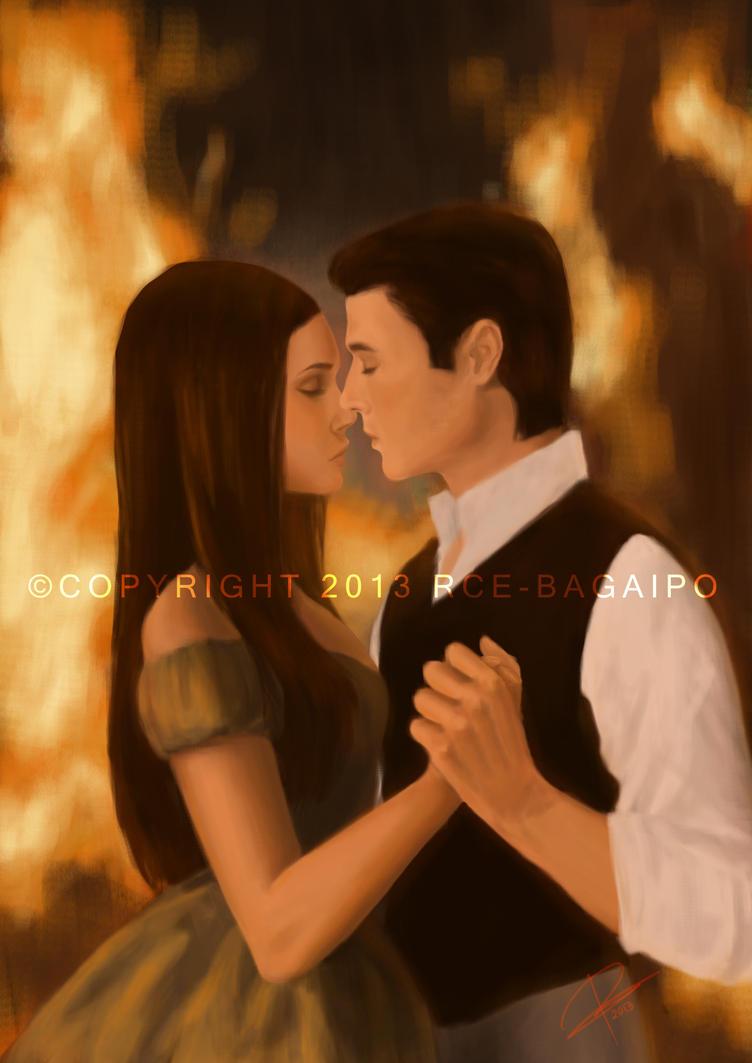 Slow Dancing In A Burning Room By Emeraldgreen07 On DeviantArt