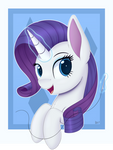 Rarity Portrait