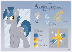 Arcane Reference Sheet