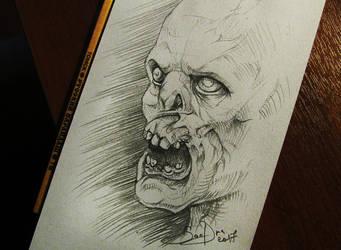 zombie by SalamanDra-S