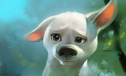 Dog Volt by SalamanDra-S