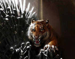 GOT TIGER by SalamanDra-S
