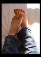 feet by PrincesseLeChocolat