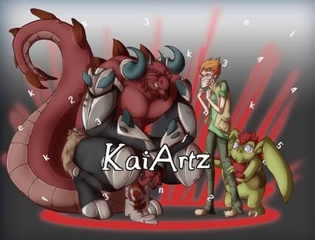 Kaz + Creatures