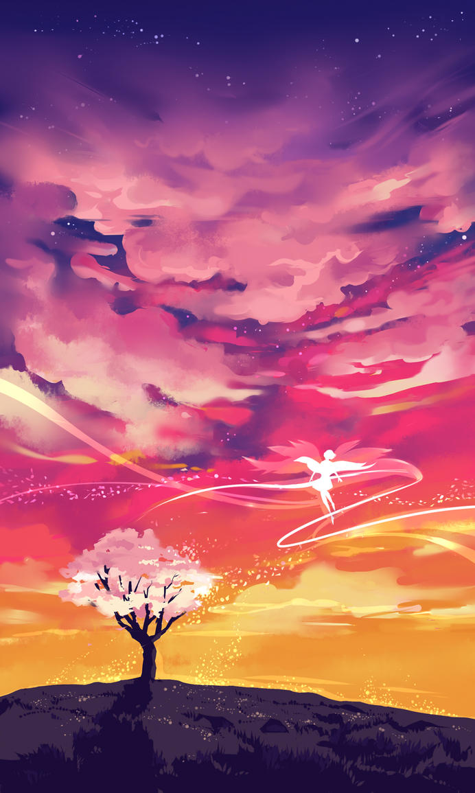 Gravity by Rikae