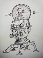 Machine Head by outsidelogic