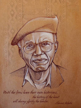 Chinua Achebe: Father of African Literature
