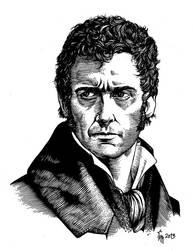 Les Miserables - Jean Valjean by outsidelogic
