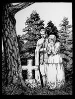 The Mourners by outsidelogic