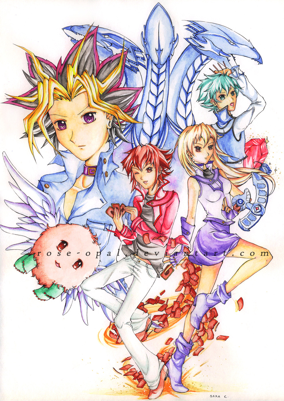 yugioh gx dating quiz Can you name the name the yugioh characters  television quiz / name the yugioh characters  gx: volcanic doomfire:.