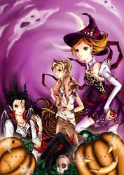 + Halloween Memories + by rose-opal