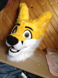 Head Commission (Full suit to follow)