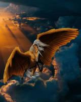Napalm Skies by dangerous-designs