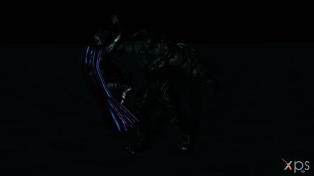 Thor Vs Bane w/o lightning effects by Jinchu-No-Hitokiri