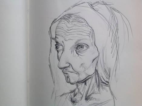 Duerer's mother
