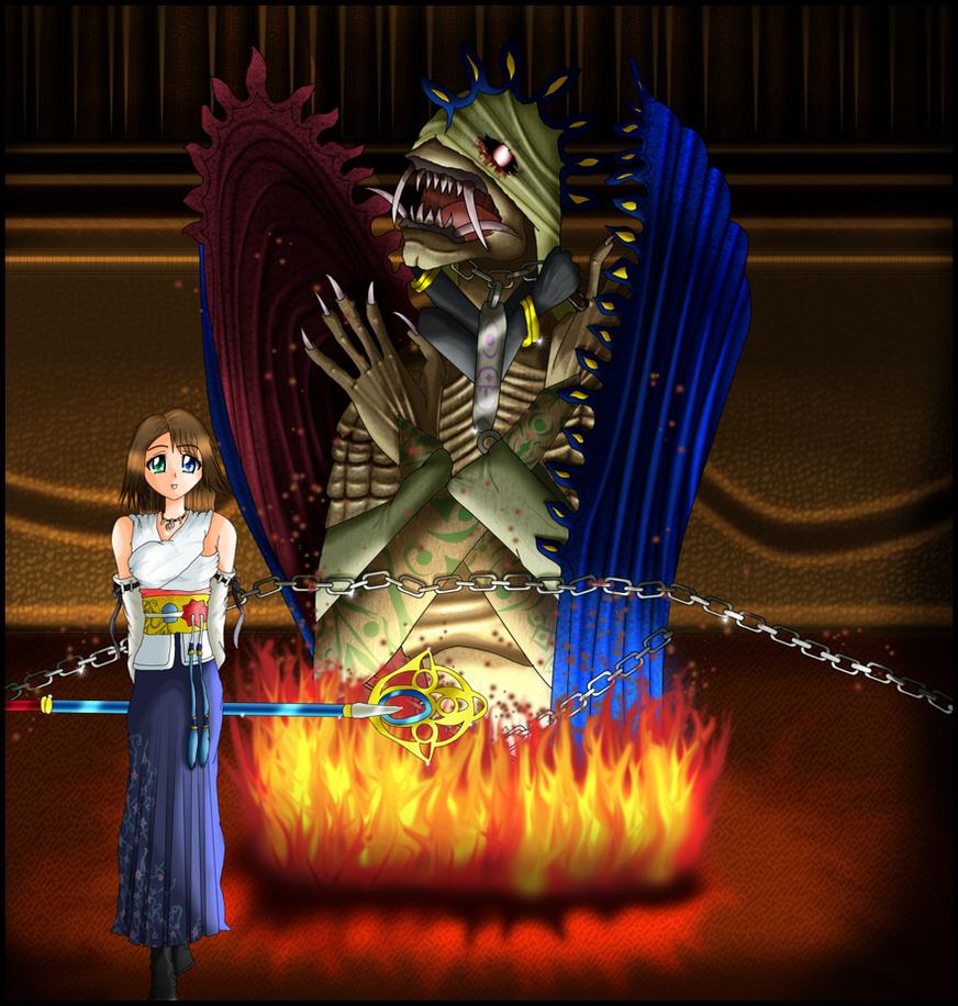 The Dark Aeon: Anima by Damaged927