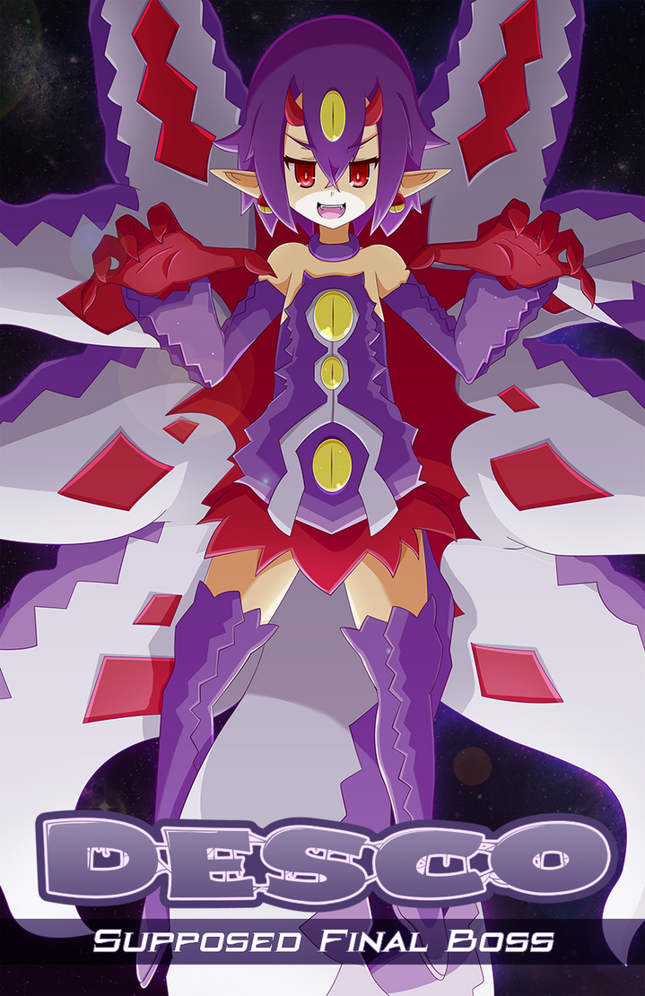 Supposed Final Boss by Damaged927