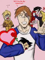 Hellsing Valentines by ReiHikari