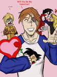 Hellsing Valentines