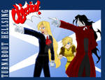 Turnabout Hellsing-Completed