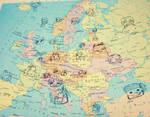 Hetalia Atlas Page
