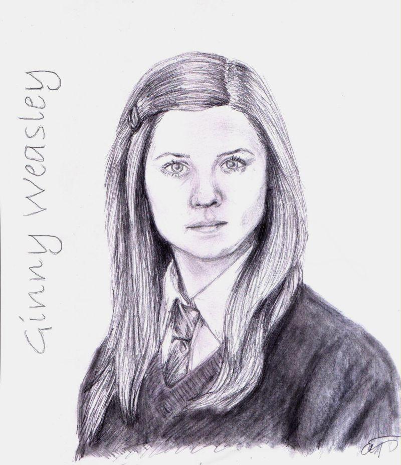 Ginny Weasley by Ashlee751