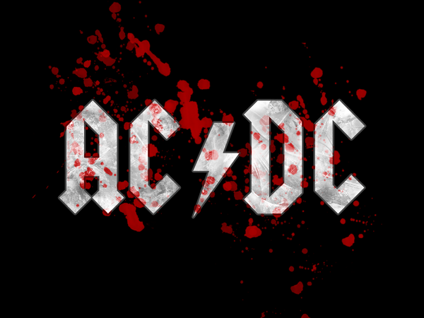 AC-DC Walpeper by FACTOR7