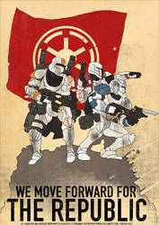 move forward for the republic by cromArt