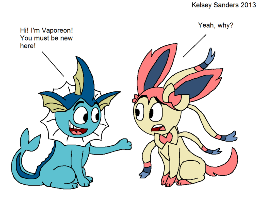 Glaceon x Vaporeon by D685ab7f-pis.deviantart.com on ... |Vaporeon And Glaceon Wallpaper