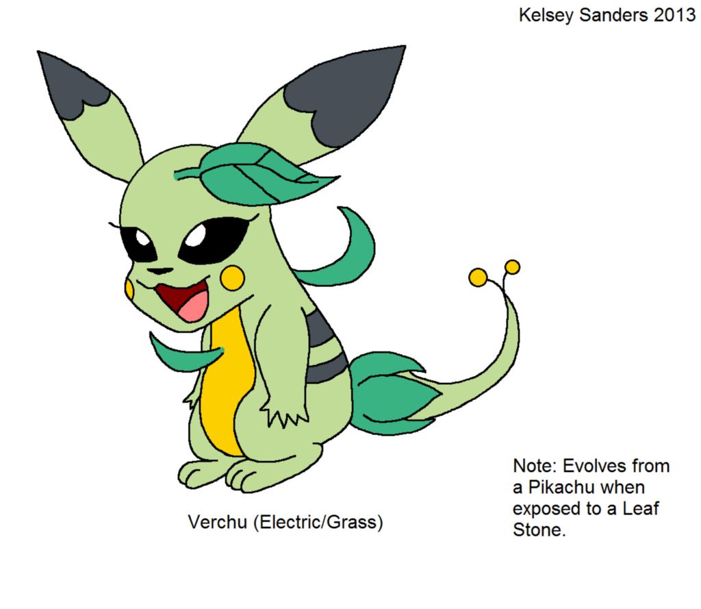 Pikachu Pokemon Evolution