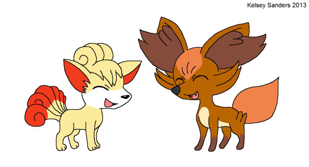 how to get fennekin in pokemon sun