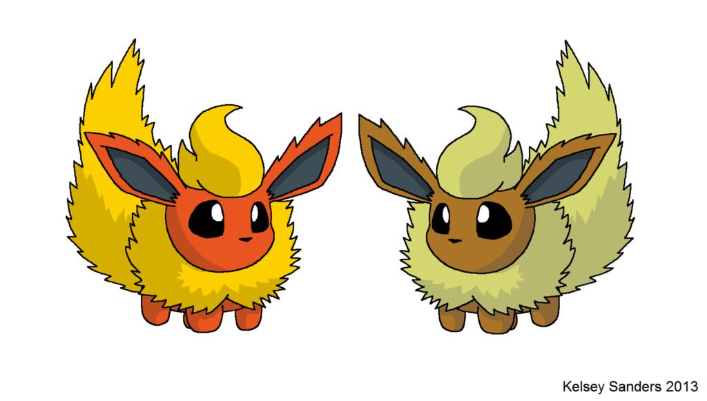 Shiny FlareonShiny Flareon Pokemon X