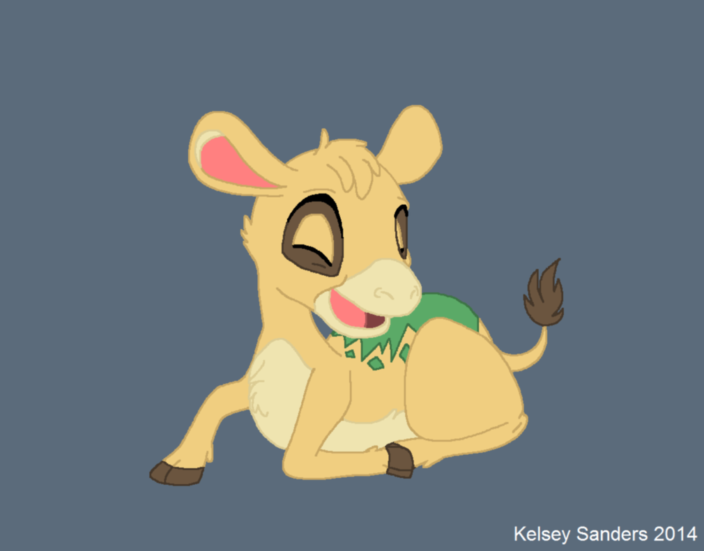 Disney's Numel by KelseyEdward