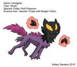 Howlgeist - Haunter's Alternate Evolution