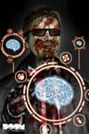 Zombie Norman Jayden by DoomCMYK