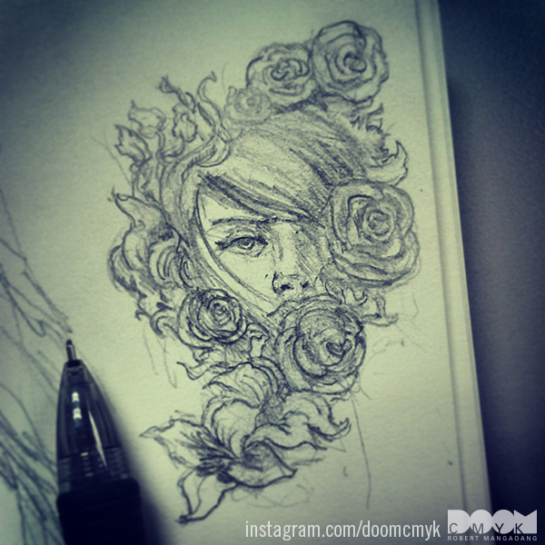 Sketch 2/26/13 by DoomCMYK