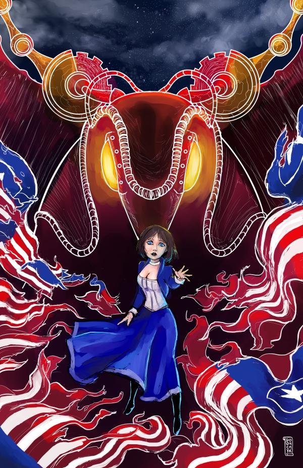 Bioshock Infinite fan art by DoomCMYK