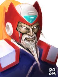 Gen x Zero by DoomCMYK