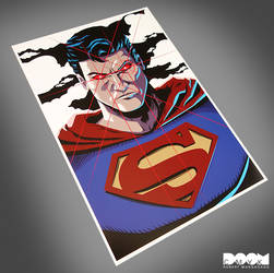 Superman fan art