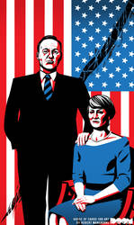 House of Cards Season 3 fan art