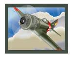 Polikarpov I-16 By MercenaryGraphics