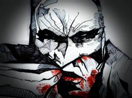 .:Batman: Arkham City:. by TheMerthyrRiot