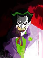 The Joker by TheMerthyrRiot