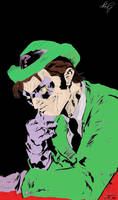 The Riddler - Final by TheMerthyrRiot