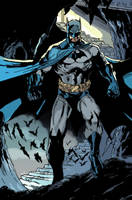 Batman by TheMerthyrRiot