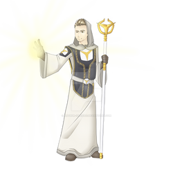 Old Cleric